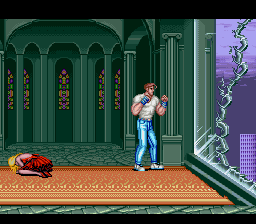 Final Fight - Ending  - final boss - User Screenshot