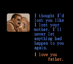 Final Fight - Ending  - Oooooh...! - User Screenshot