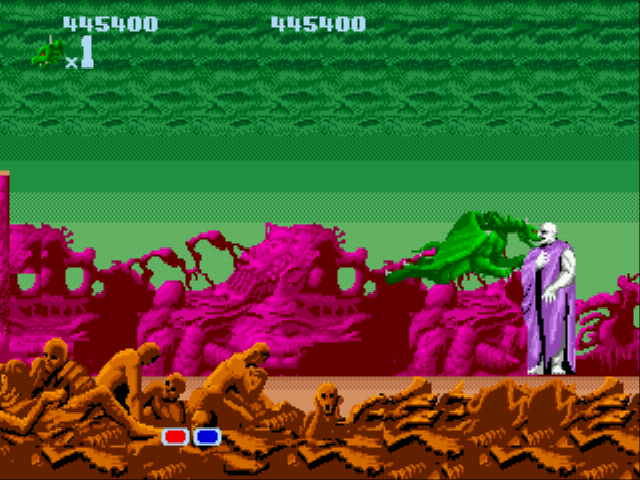 Altered Beast - The dragon whisper - User Screenshot