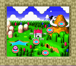 Kirby Super Star - is it just me or is this like Mario? - User Screenshot