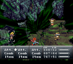 Chrono Trigger - Lavos Core - User Screenshot