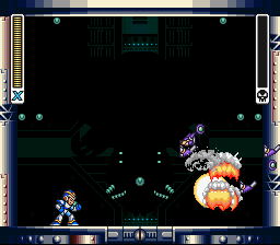 Mega Man X - aww PUPPY Y U GO BOOM - User Screenshot