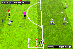 FIFA Soccer 07 - 3-0 manutd - User Screenshot