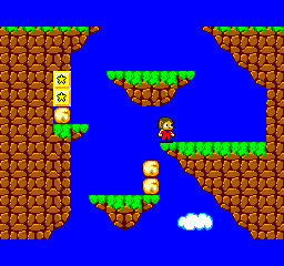 Alex Kidd in Miracle World - Level  -  - User Screenshot