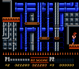 Double Dragon 2 The Revenge - Level  -  - User Screenshot