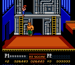 Double Dragon 2 The Revenge - Misc Boss -  - User Screenshot