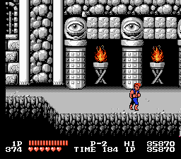 Double Dragon - Level  -  - User Screenshot