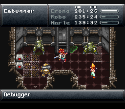 Chrono Trigger - Battle  -  - User Screenshot