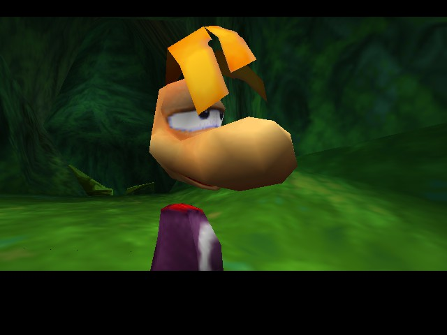 Rayman 2 - The Great Escape - boring - User Screenshot