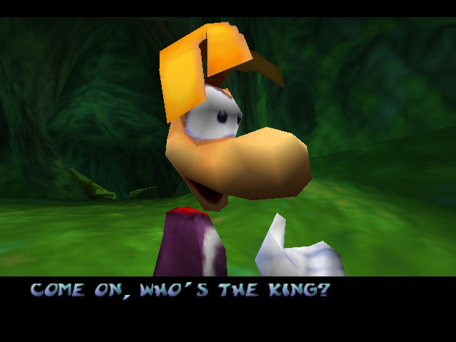 Rayman 2 - The Great Escape - exactly - User Screenshot