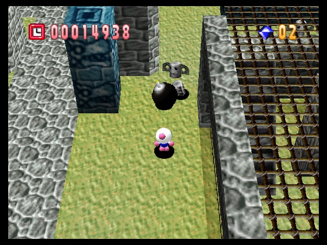Bomberman 64 - MUNSTAH KILL - User Screenshot