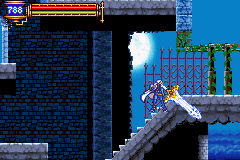 Castlevania - Aria of Sorrow - Claimh Solais - User Screenshot