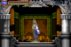 Castlevania - Aria of Sorrow - kicker soul it took me so long to take this - User Screenshot