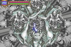 Castlevania - Aria of Sorrow - the true last boss and ending! - User Screenshot
