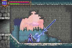 Castlevania - Aria of Sorrow - AWESOME SOUL - User Screenshot