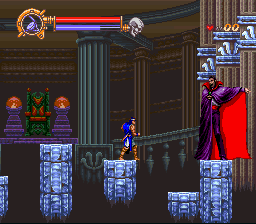 Castlevania - Dracula X - Die monster you dont belong in this world - User Screenshot