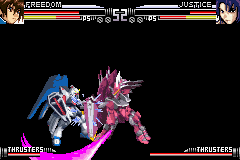 Mobile Suit Gundam Seed - Battle Assault - Battle  - Justice strikes back! - User Screenshot