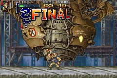 Metal Slug Advance -  - User Screenshot