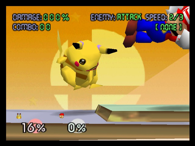 Super Smash Bros. - Battle  - SSB is messed up - User Screenshot