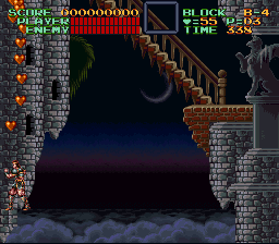 Super Castlevania IV - Location  - Uh....cool - User Screenshot