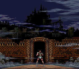 Super Castlevania IV - a braver man never lived! - User Screenshot