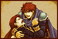 Fire Emblem - awww......... sad moment. - User Screenshot