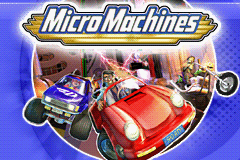 Micro Machines - Introduction  -  - User Screenshot