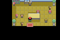 Pokemon Ash Gray (beta 2.5z) - NOOO!!! little people are taking over the wor - User Screenshot
