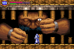 Castlevania - Aria of Sorrow - what a Big Man!! - User Screenshot
