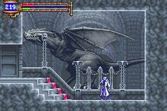 Castlevania - Aria of Sorrow - great location! - User Screenshot