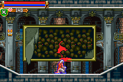 Castlevania - Harmony of Dissonance - nice picture! - User Screenshot