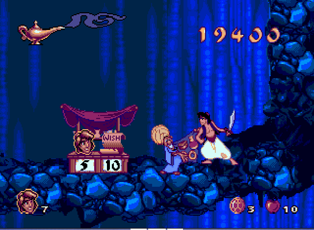 Aladdin - Want anything? - User Screenshot