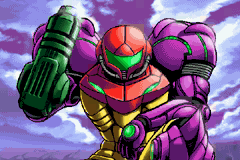Metroid - Zero Mission - Introduction  - Samus Aran! - User Screenshot