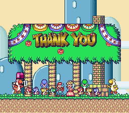 Super Mario World   The Pit Of 100 Trials   :D   User Screenshot