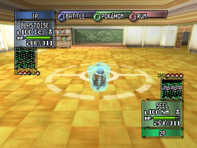 Pokemon Stadium 2 - FREEZE - User Screenshot