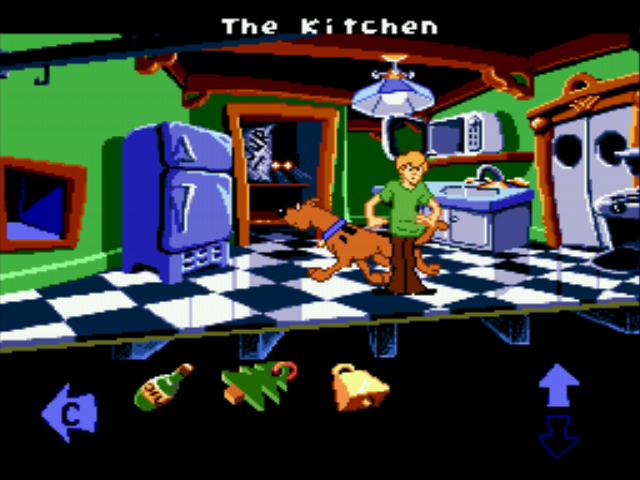 Scooby Doo Mystery - im hungry - User Screenshot