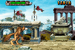 Altered Beast - Guardian of the Realms - werewolf - User Screenshot