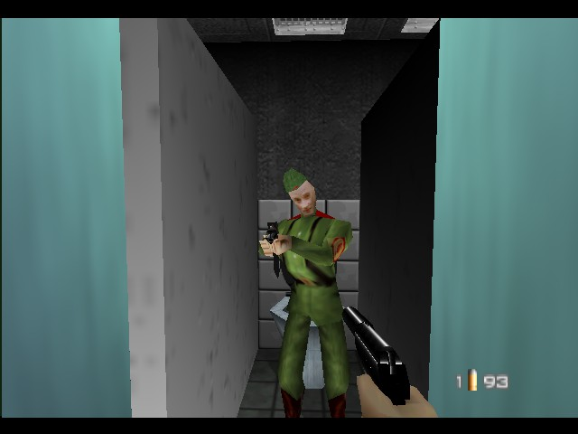 GoldenEye 007 - Peekaboo. - User Screenshot