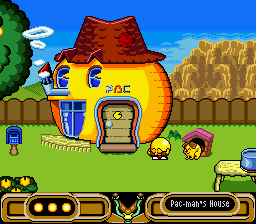 Pac-Man 2 - The New Adventures - Oh no!   I killed him! - User Screenshot