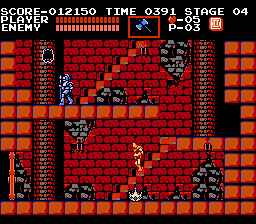 Castlevania - Misc Secret - Secret crown - User Screenshot