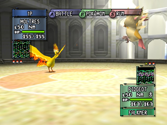 Pokemon Stadium 2 - who wins - User Screenshot