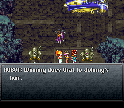 Chrono Trigger - Explains Charlie Sheen