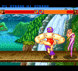 Strip Fighter II - she likes to spin her tits - User Screenshot