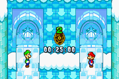 Mario & Luigi - Superstar Saga - THIS TOOK ME 2 HOURS TO FINISH - User Screenshot