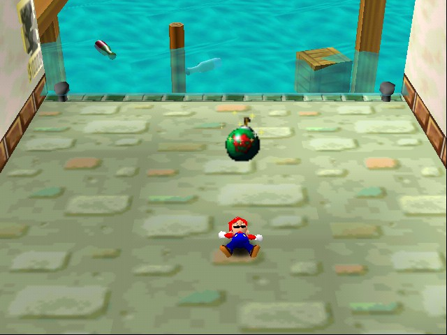 Mario Party 2 - BAD MARIO BADDDDD - User Screenshot