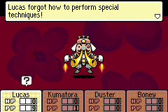 Mother 3 (english translation) - lol lucas forgot how 2 live - User Screenshot
