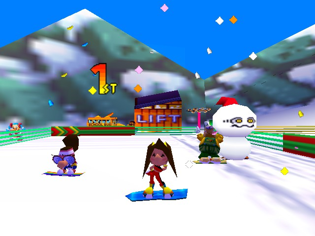 Snowboard Kids 2 -  - User Screenshot
