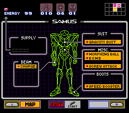 Metroid - epic win - User Screenshot