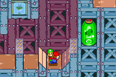 Mario & Luigi - Superstar Saga - Awww... What a touching moment! - User Screenshot