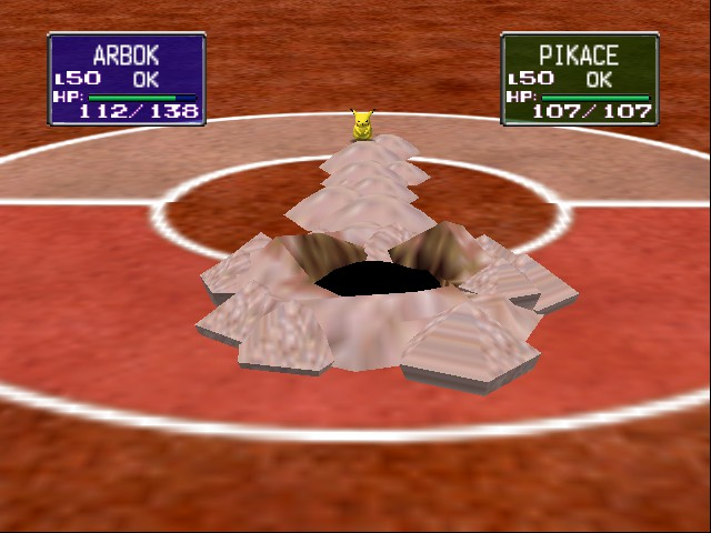 Pokemon Stadium - Pikachu gonna die - User Screenshot